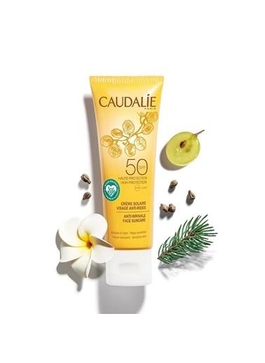 Caudalie CAUDALIE Soleil Divin Anti-Wrinkle Face Suncare SPF50 50 ml Renksiz